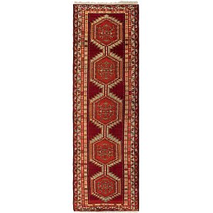 Link to 140cm x 462cm Sarab Persian Runner Rug item page