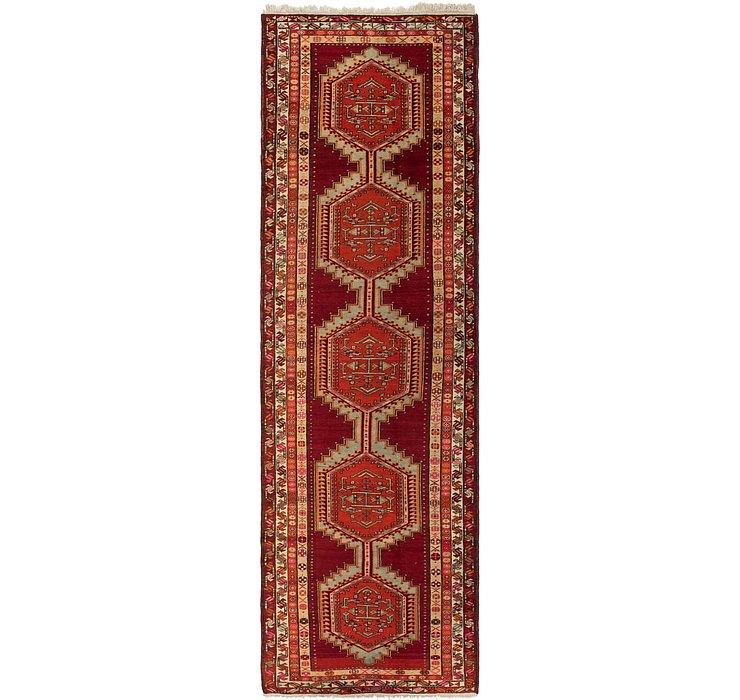 140cm x 462cm Sarab Persian Runner Rug