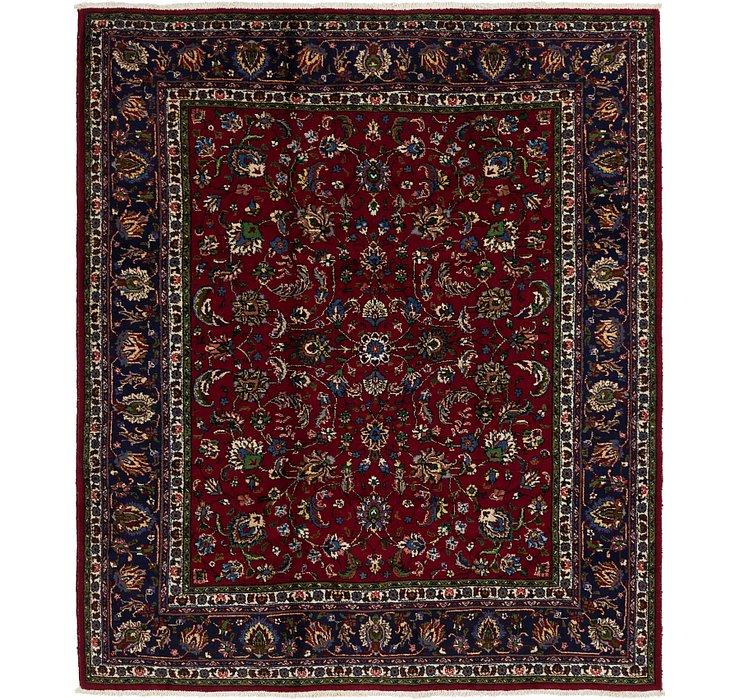 8' 2 x 9' 9 Tabriz Persian Rug