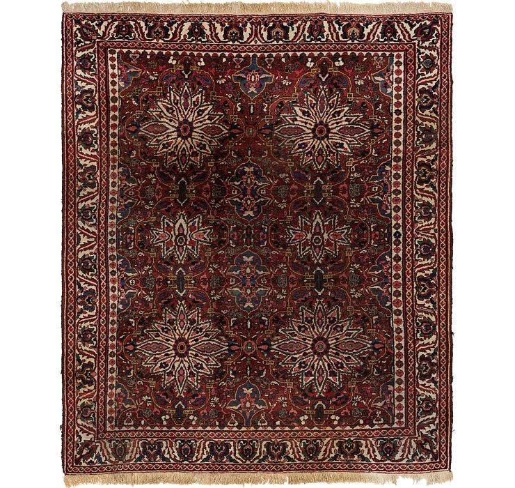 9' x 11' Bakhtiar Persian Rug
