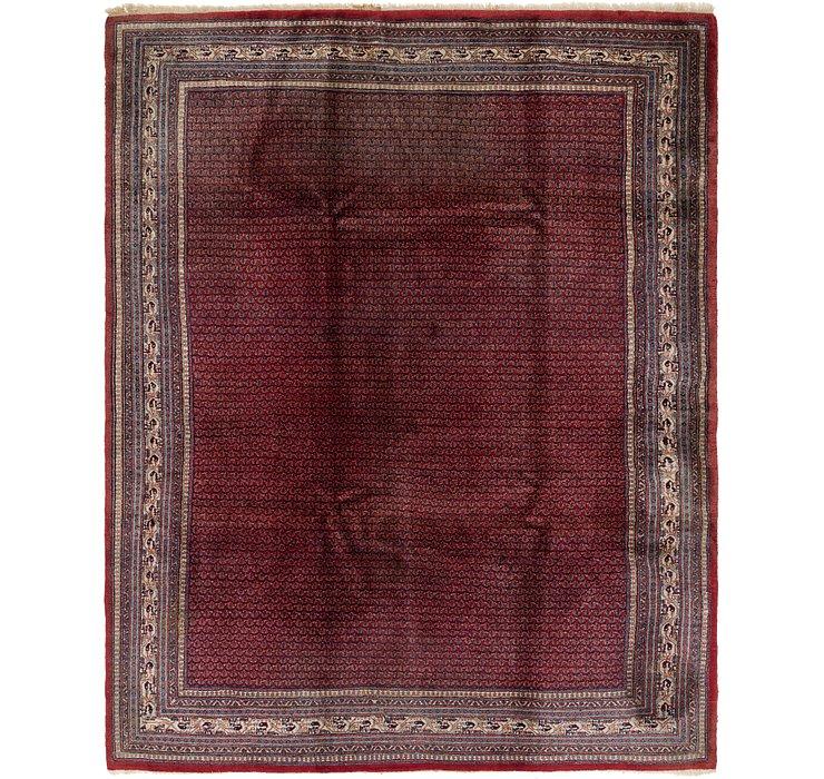 8' 3 x 10' 8 Botemir Persian Rug