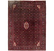Link to 8' 3 x 11' Hossainabad Persian Rug