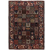 Link to 8' 8 x 11' 10 Bakhtiar Persian Rug