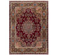 Link to 8' 10 x 11' 10 Kerman Persian Rug