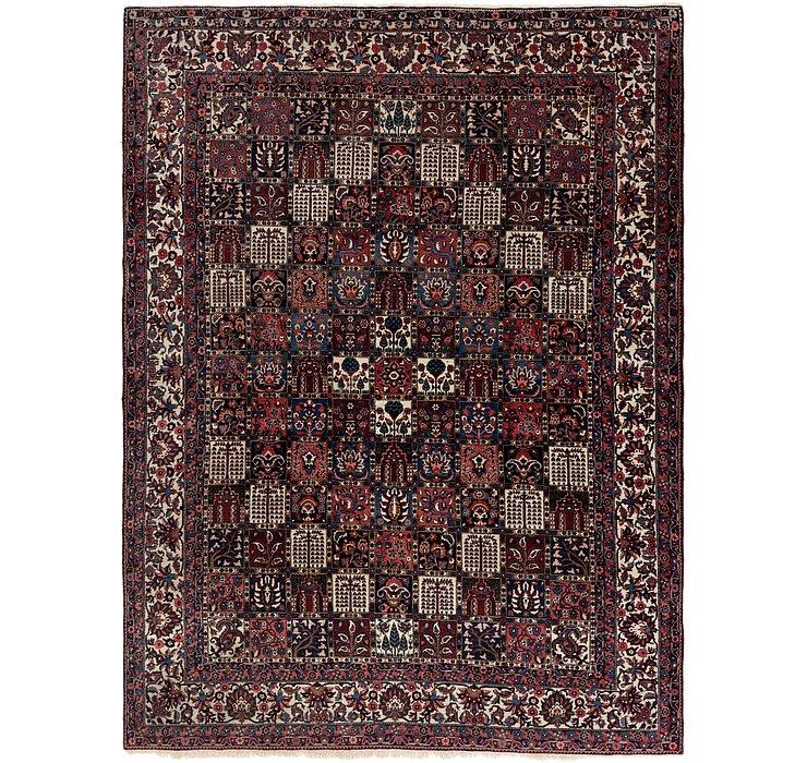 9' 9 x 13' 3 Bakhtiar Persian Rug