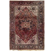 Link to 8' 6 x 12' 2 Heriz Persian Rug