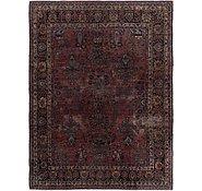 Link to 8' 9 x 11' 5 Sarough Persian Rug