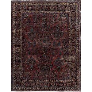 8' 9 x 11' 5 Sarough Persian Rug