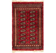 Link to 3' 2 x 4' 10 Bokhara Oriental Rug
