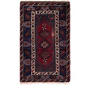 Link to 3' 7 x 5' 9 Anatolian Oriental Rug