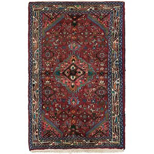3' 4 x 5' 4 Darjazin Persian Rug