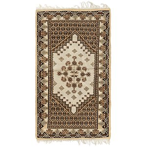 3' 5 x 6' 2 Moroccan Rug