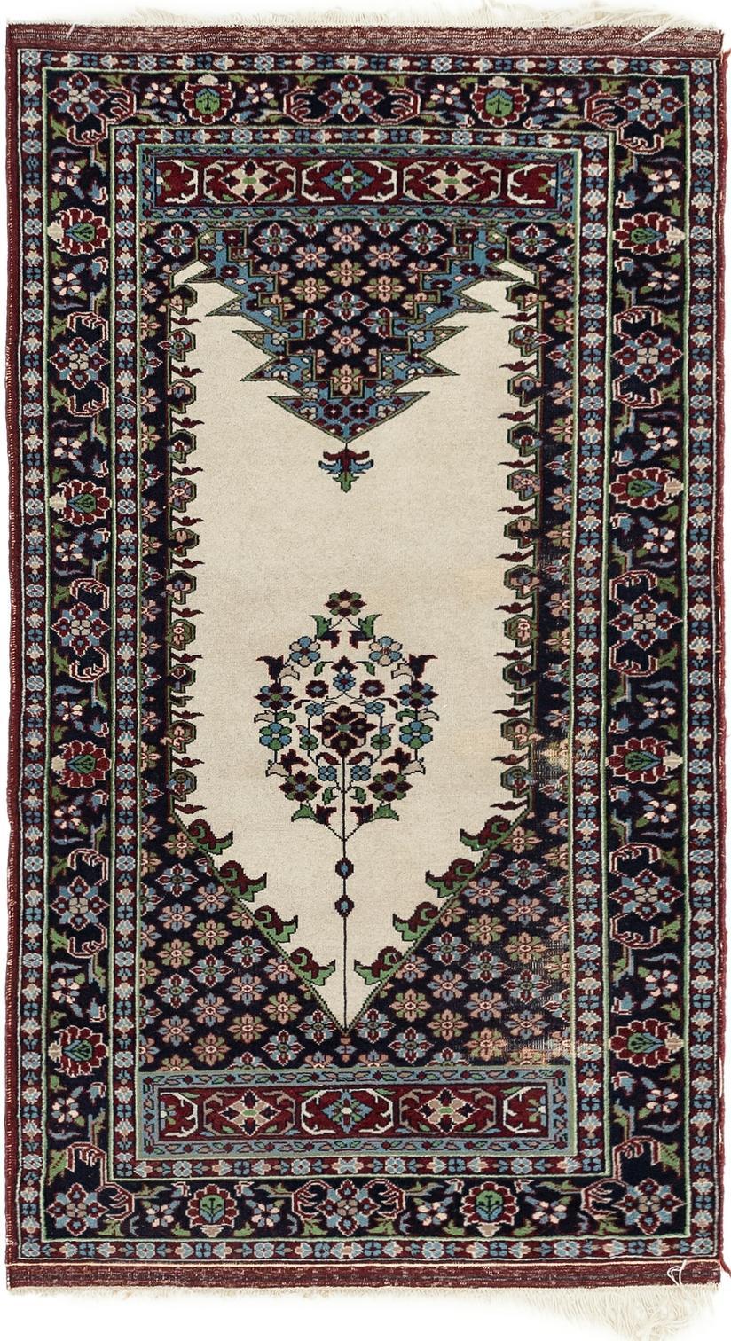Main Handknotted 3 X 5 4 Anatolian Oriental Rug Photo