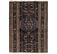Link to 102cm x 135cm Hamedan Persian Rug