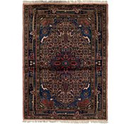 Link to 3' 8 x 5' Kashmar Persian Rug