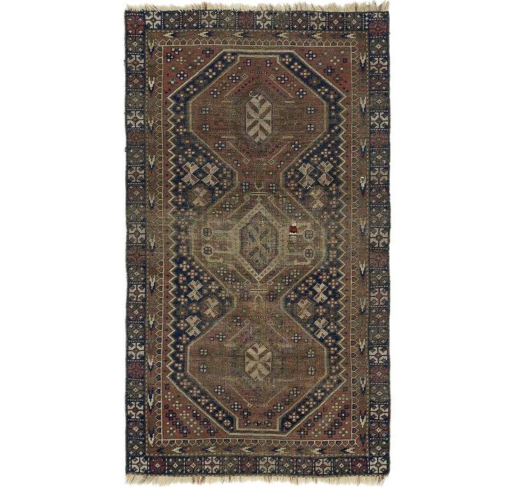 2' 10 x 5' Yalameh Persian Rug