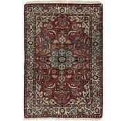 Link to 3' 7 x 5' 2 Isfahan Persian Rug