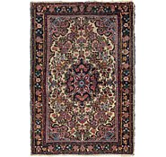 Link to 3' 6 x 5' 2 Borchelu Persian Rug