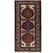 Link to 3' x 5' 4 Meshkin Persian Rug