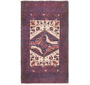 Link to 85cm x 152cm Balouch Persian Rug