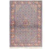 Link to 3' 7 x 5' 2 Sarough Persian Rug