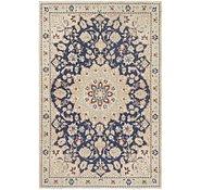 Link to 3' x 5' 6 Nain Persian Rug