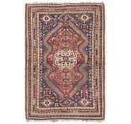 Link to 3' 7 x 5' 2 Shiraz Persian Rug