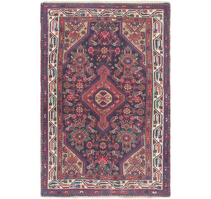 2' 7 x 5' 5 Darjazin Persian Rug