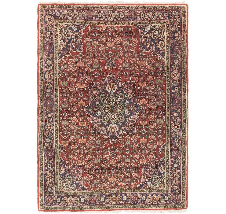 3' 9 x 5' 5 Bidjar Persian Rug
