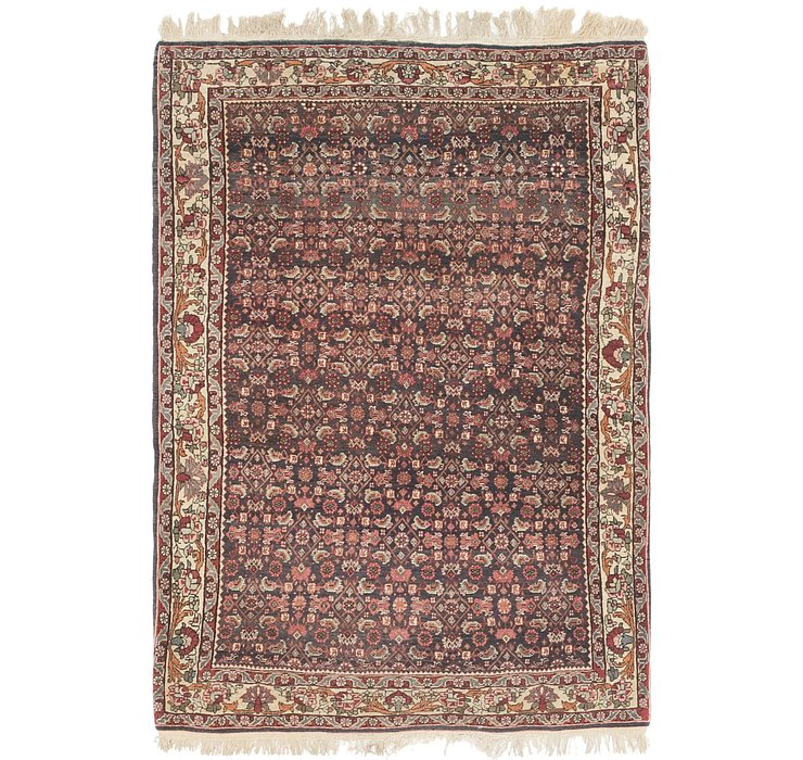 115cm x 160cm Bidjar Persian Rug