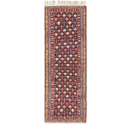 Link to 4' x 12' 8 Sarab Persian Runner Rug