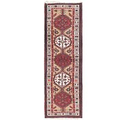 Link to 3' 4 x 11' Meshkin Persian Runner Rug