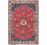 Link to 3' 8 x 5' 6 Hamedan Persian Rug