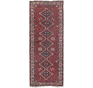 Link to 3' 9 x 10' Shiraz Persian Runner Rug