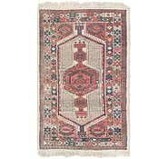 Link to 3' 5 x 5' 5 Sarab Persian Rug