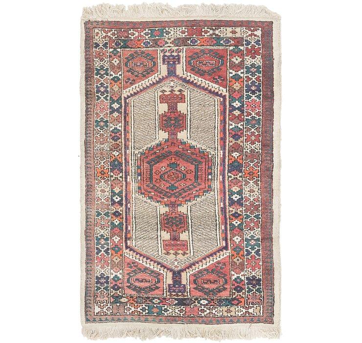 3' 5 x 5' 5 Sarab Persian Rug