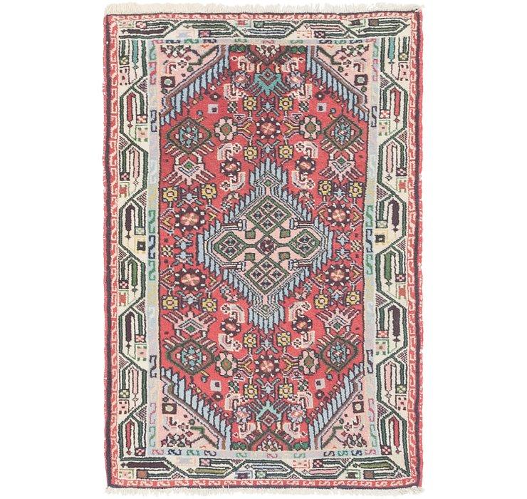 80cm x 122cm Darjazin Persian Rug