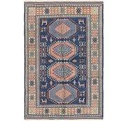 Link to 4' 5 x 6' 8 Yalameh Persian Rug