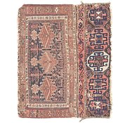Link to 2' 6 x 3' 5 Balouch Persian Rug