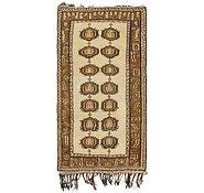 Link to 3' 9 x 7' 5 Shiraz-Gabbeh Persian Runner Rug