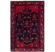 Link to 4' 6 x 6' 9 Malayer Persian Rug