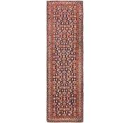 Link to 3' 7 x 12' 5 Shiraz Persian Runner Rug