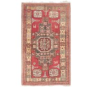 Link to 4' 5 x 7' 8 Meshkin Persian Rug