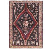 Link to 3' 9 x 5' 3 Hamedan Persian Rug