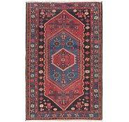 Link to 4' 4 x 7' Zanjan Persian Rug