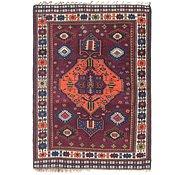 Link to 4' 10 x 6' 10 Ghashghaei Persian Rug