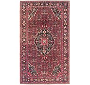 Link to 4' 3 x 7' Hossainabad Persian Rug