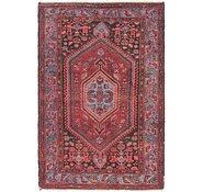Link to 4' 8 x 6' 10 Zanjan Persian Rug