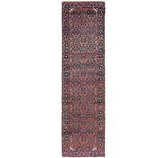 Link to 2' 8 x 10' 2 Hossainabad Persian Runner Rug