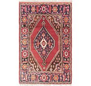 Link to 4' 4 x 6' 10 Hamedan Persian Rug
